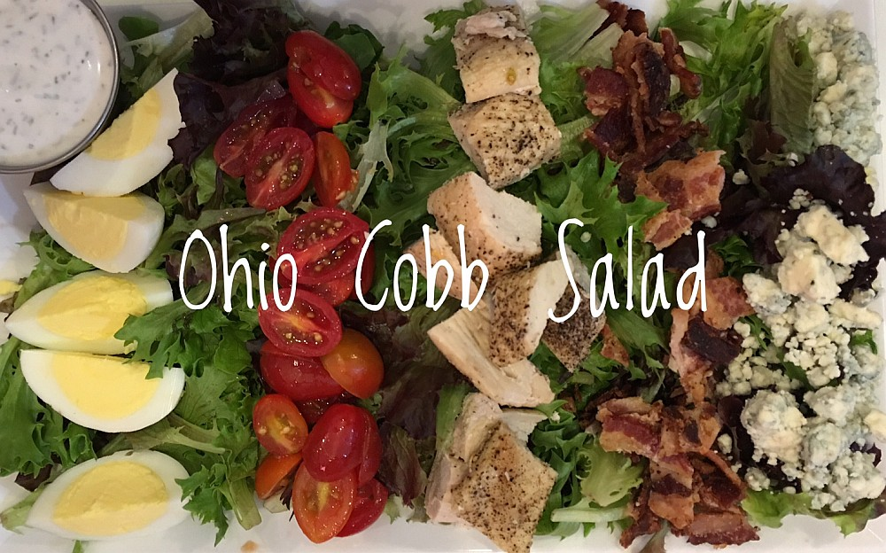 Bistro Ohio Cobb Salad