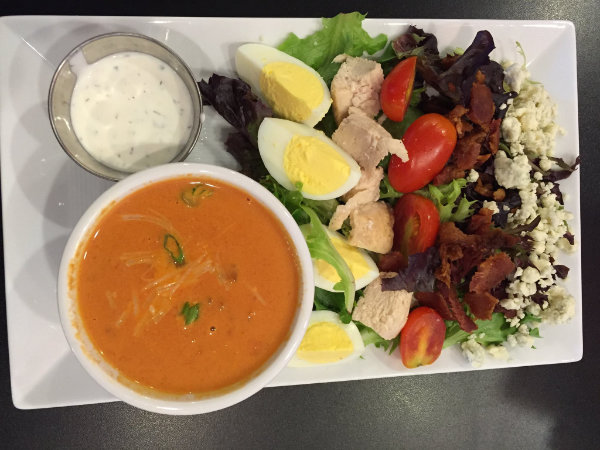 Pick Two Cup of Soup & Cobb Salad